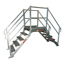Modular Stepover Platforms