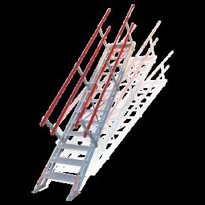 Temporary Stairs