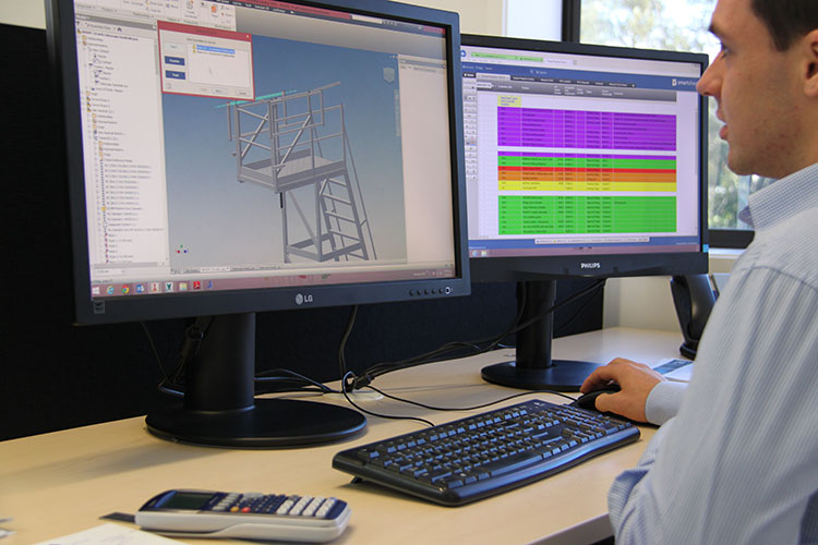 Capabilities for the Design of Scaffolding and Access Solutions